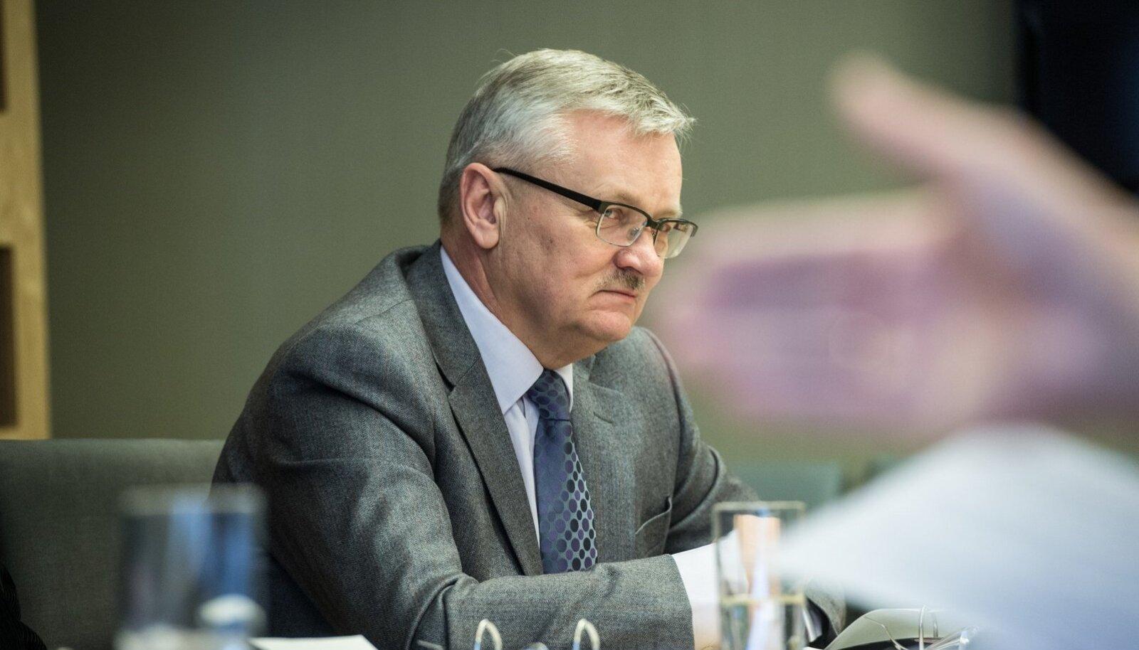 Tarmo Tamm, Riigikogu põhiseaduskomisjon