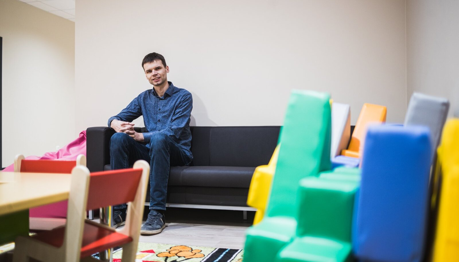 Tartu ülikooli kliinikumi laste ja noorukite vaimse tervise keskuse juht dr Reigo Reppo nendib, et pandeemia mõjub psüühikale kauem kui pelgalt piirangute kestmise ajal.