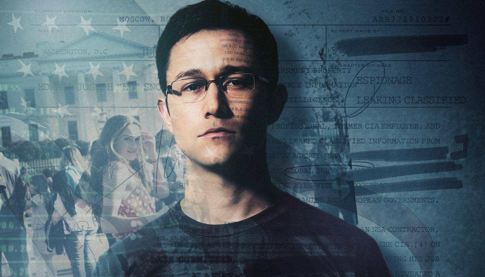 """""""Snowden"""""""