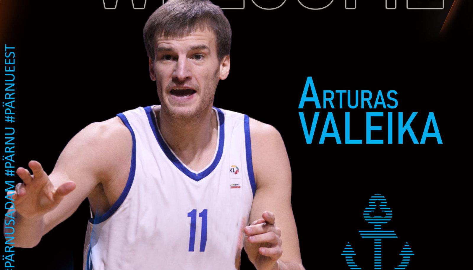 Arturas Valeika