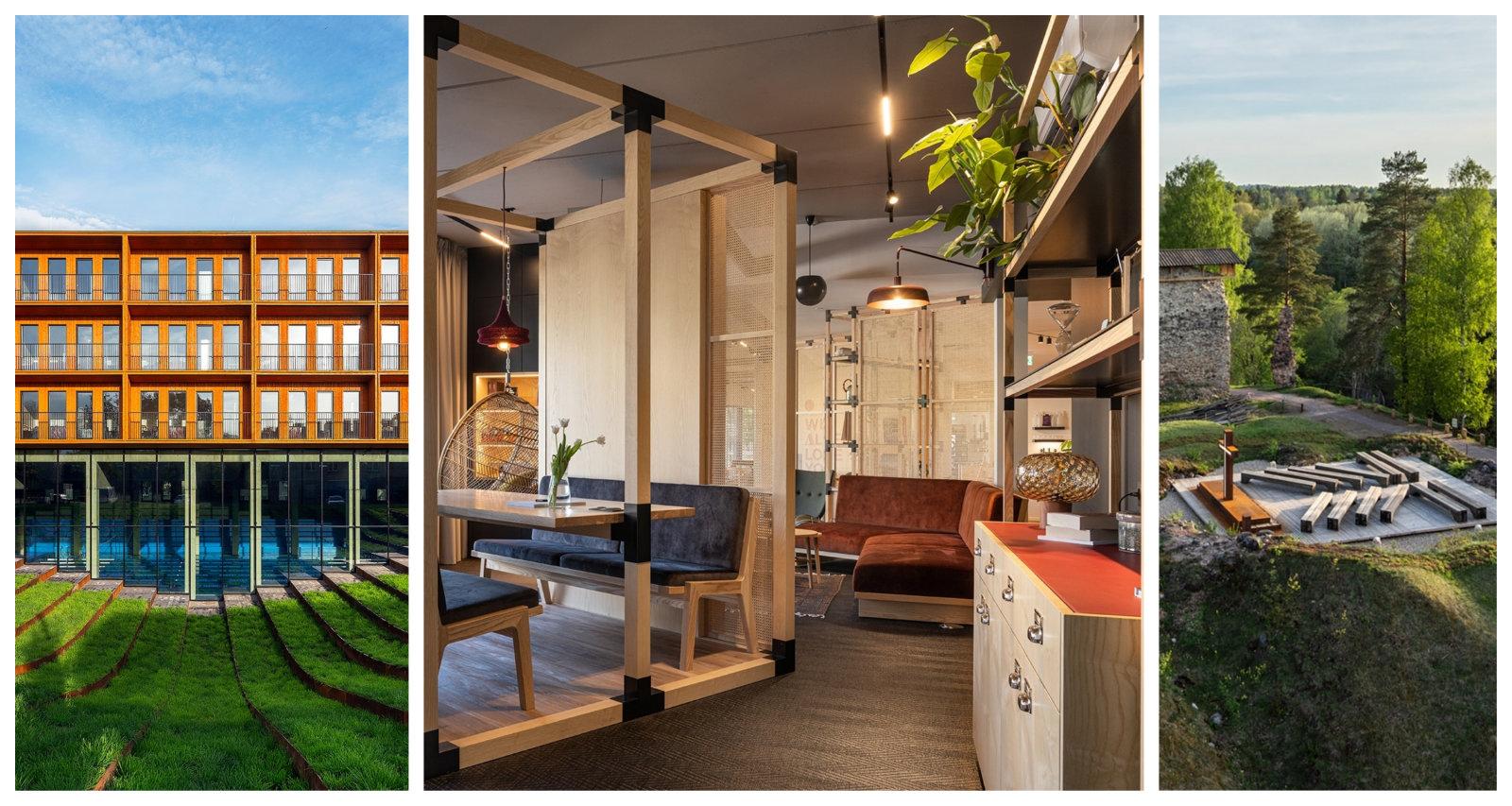 FOTOD | Selgusid Eesti Arhitektuuripreemiad 2020 laureaadid: