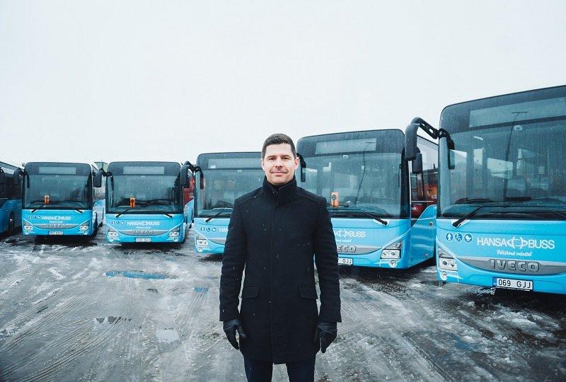 Hansabuss lisab veebruarist 253 väljumist päevas. Kaheksaks aastaks võetakse Harjumaa läänesuund enda kätte: