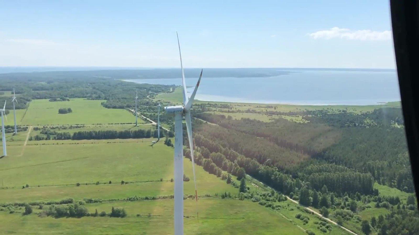 VIDEO ja FOTOD | Sõnajalgade tuulik püstitas uue efektiivsusrekordi