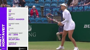 TÄISPIKKUSES | Tennis: Anett Kontaveit - Camila Giorgi