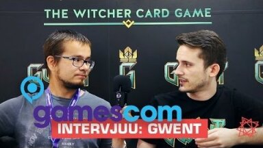 VIDEO: Intervjuu Gwent: The Witcher Card Game mängutegijatega