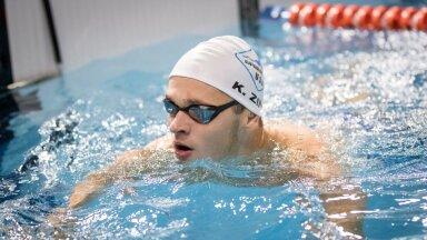 DELFI TOKYOS   Kregor Zirk alustas elu esimest olümpiat uue Eesti rekordiga: olen väga rahul, see mu eesmärk oligi