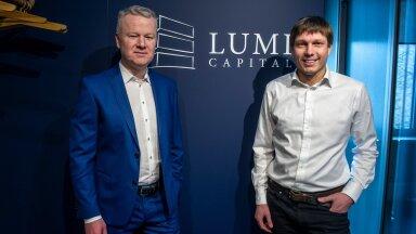LUMI CAPITAL: Martin Rekor ja Raiko Uri suutsid üürimajade loomisel kampa saada LHV pensionifondid, kes on huvitatud stabiilsest ja pikaajalisest tulust.