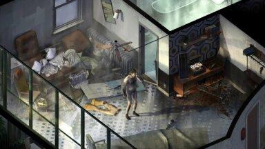 Mängu alguses ärkab tegelane segipekstud motellitoas ega mäleta midagi.