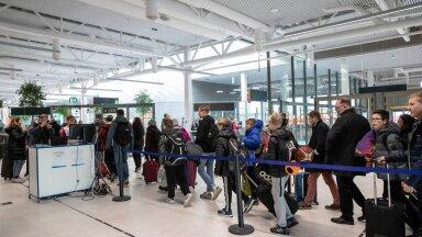 Со следующей недели у прибывающих из Финляндии в Эстонию могут требовать тест на коронавирус