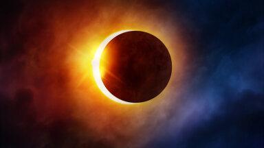Pilgud taevasse! Täna toimub päikesevarjutus ja noore Kuu loomine!