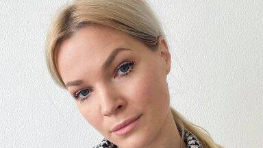 FOTOD   Ilutoimetaja Karolin Kuusiku meigikoti sisu on koroonakriisi ajal drastiliselt muutunud