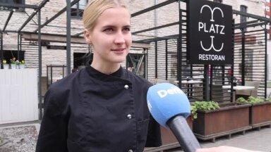 VIDEO | Terrassid on avatud! Pealinna tuiksoonel Rotermannis valitseb haudvaikus, aga restoranid ootavad külastajaid pikisilmi