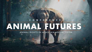 Loomaõiguste konverentsil tuleb juttu nii veganluse kuvandist Eesti meedias kui ka loomade põhiõigustest