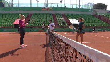 TÄISPIKKUSES | Tennis: Kaia Kanepi - Zarina Diyas