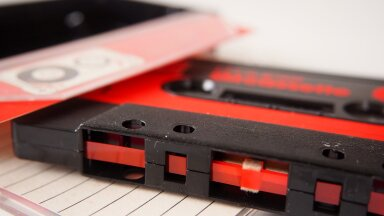 Tühi kassett (Foto: Pixabay / flockine)