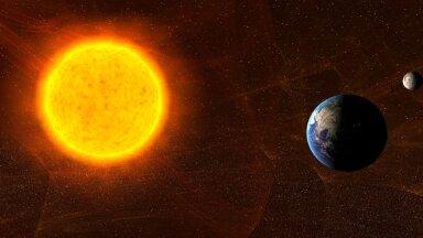 Teadlased kuulutasid Päikese uue aktiivsustsükli alanuks