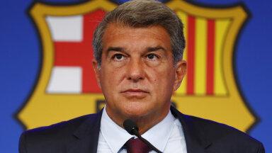 VIDEO | Barcelona president: klubi on kõigist kõrgemal, sealhulgas maailma parimast mängijast