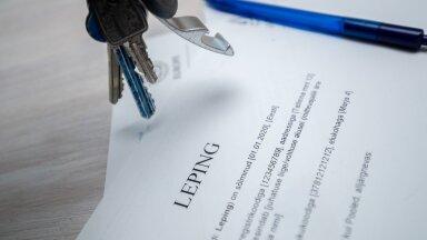 kinnisvara leping