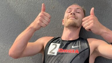 Mitmevõistleja Karel Tilga on üks neist, kes sõidab praeguse seisuga olümpiale.