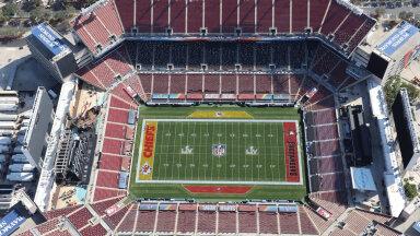 55. Super Bowli staadion Tampas.