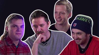 AVAMEELNE VIDEO | Koomikud paljastavad tõe. Kes on kuulus Eesti koomik, kes on nalju varastanud? Milline armastatud meelelahutaja pole tegelikult naljakas?