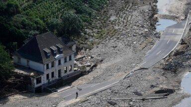 Saksamaad tabanud üleujutused vapustasid teadlasi, mõnes paigas sadas maha terve aasta sademetenorm.