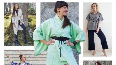 FOTOD | Kimono, yukata, haori — kui hästi eestlannad need välja kannavad?
