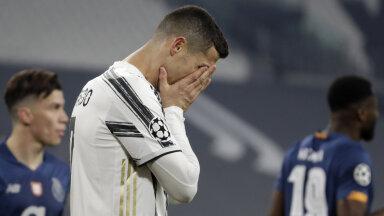 """KUULA   """"Futboliit"""": Nägemist, Messi ja Ronaldo! Juventuse kollaps ja saatejuhi koroonakogemus"""