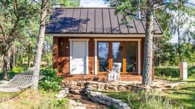 ФОТО | Время отдыха на природе! Три замечательные дачи под Таллинном, цена которых вас порадует