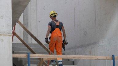 Ehitaja objektil