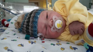 Помогите спасти жизнь! Новорожденная Брианна нуждается в срочной операции на сердце