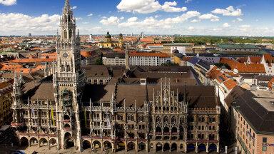 Горящее предложение на Мюнхен. Билет туда-обратно 130eur