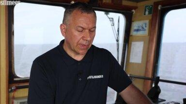 VIDEO | Estonia uuringuid juhtiv Rene Arikas: suurem osa vöörirambi vigastusi on selle keskosas