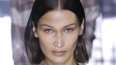 FOTOD | Kandsid ka juukseid niiviisi? Bella Hadid toob moodi tagasi soengustiili, mis oli nullindatel ülipopp