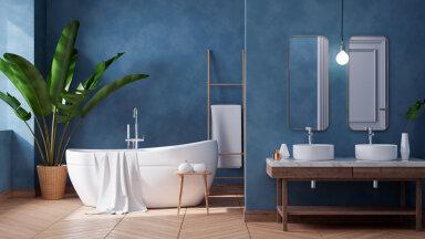 Viis ohumärki, mis vihjavad, et vannituba vajab kiiresti värskenduskuuri