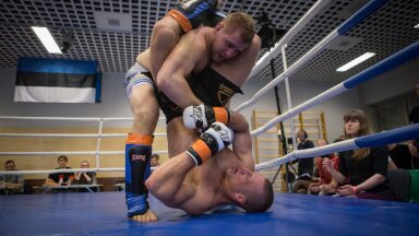Eesti meistrivõistlused sportlikus vabavõitluses 2016.