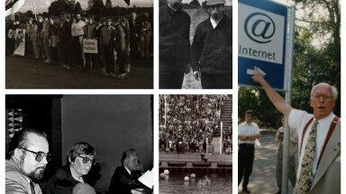 FORTE TEST | EV100, 4. osa: pane end proovile küsimustega Eesti elu kohta aastail 1979-98!