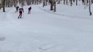 ВИДЕО | В России во время гонки насмерть разбился лыжник