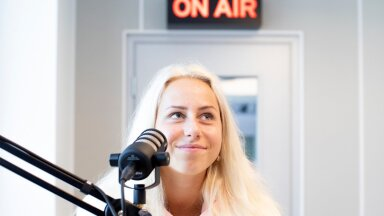 Lissi Kubre Delfi Tasku podcasti stuudios.