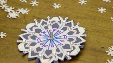 Maakodu lastenurk | Keerle, keerle, lumehelves!