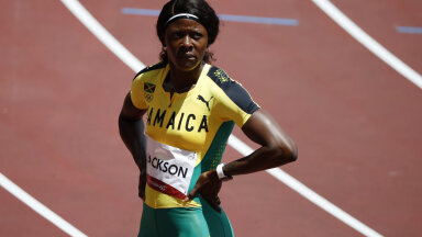Shericka Jackson