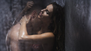 Millal sa viimati väga head dušiseksi kogesid? See poos on kuum ja märg nii mõneski mõttes