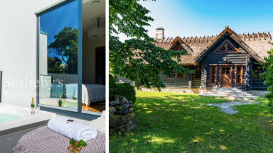 Kõige põnevamad majad Eesti eri paigus, mis üürilist otsivad