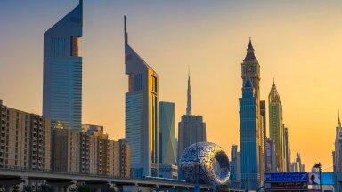 Elu Dubais, koroona kiuste