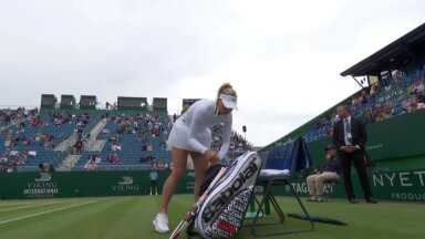 TÄISPIKKUSES | Tennis: Anett Kontaveit - Jelena Ostapenko