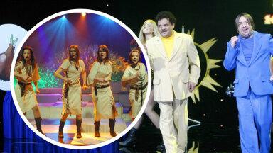 TOP 6 | Üks piinlikum kui teine! Kõige kohutavamad lood, mille Eesti on kunagi Eurovisionile saatnud