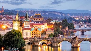 Praha, Tšehhi