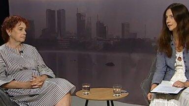 Irja Lutsar ja Kaari Saarma arutlesid Taevas TV7 telekanalil.