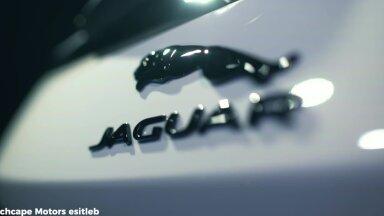 Uus Jaguar F-PACE – kerge armastada, raske unustada