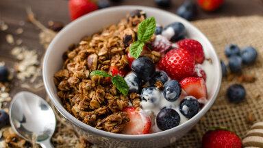 Millist lisandit jogurti juures eelistada?